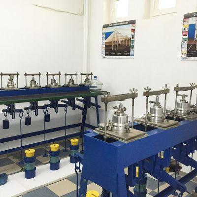Laborator geotehnic